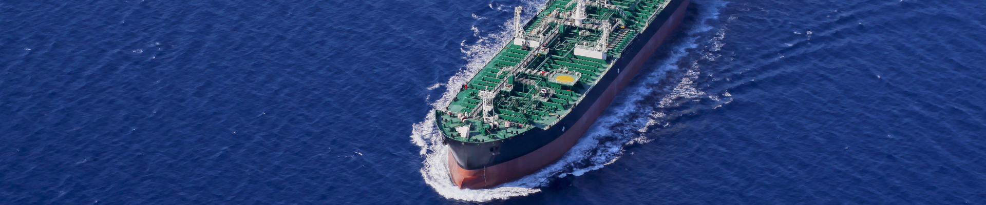 James Fisher vessel out at sea