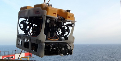 Remotely operated vehicles (ROVs)