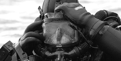 Defence diving equipment